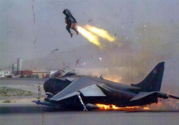 RAF Harrier GR9A, Kandahar Air Base, Afghanistan