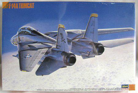 Hasegawa K38 F-14AFlt