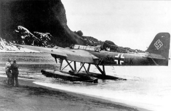 He 115 Ilha Jan Mayen [2)