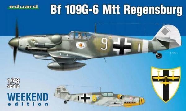 Bf109G6_Eduard