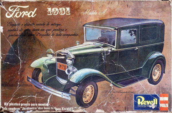 Ford 1931s