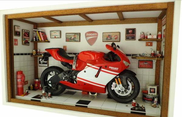Oficina Moto Desmosedici RR MINI 03