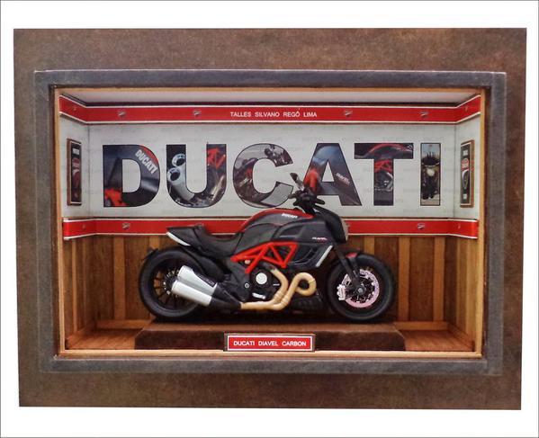 Personalizado - Talles Lima - Ducati Carbon 01