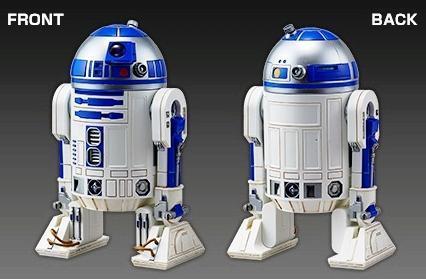 Bandai R2-D2 & BB-8 [2)