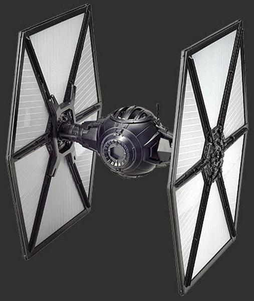 First Order Tie Fighter Bandai [1)
