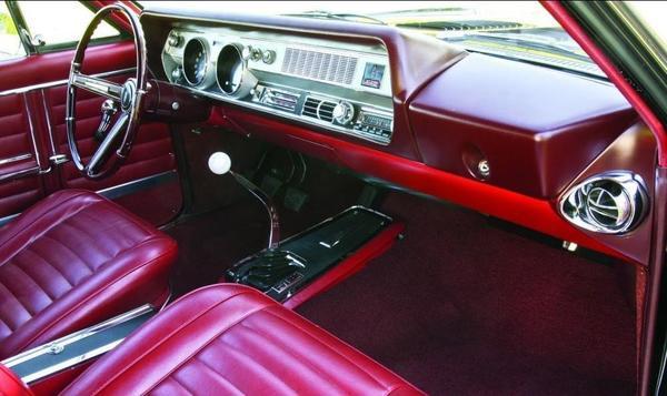 Oldsmobile 66-67 Interior