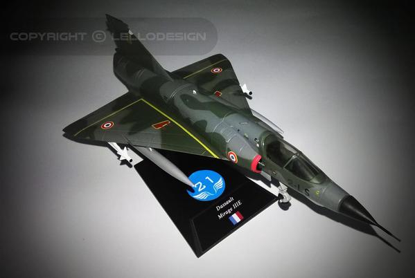 ED.21 - Dassault Mirage IIIE [FR)