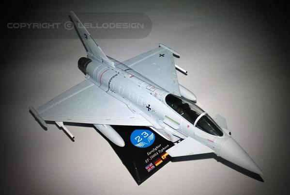 ED.23 - Eurofighter EF-2000A Typhoon [UK-D-SP-IT)