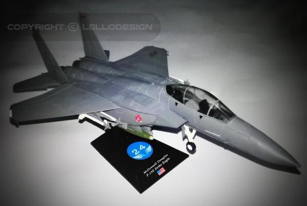 ED.24 - McDonnell Douglas F-15E Strike Eagle [US)