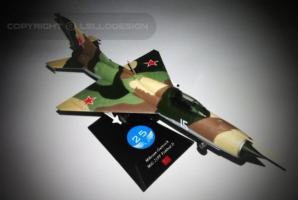 ED.25 - MiG-21PF Fishbed D [URSS)