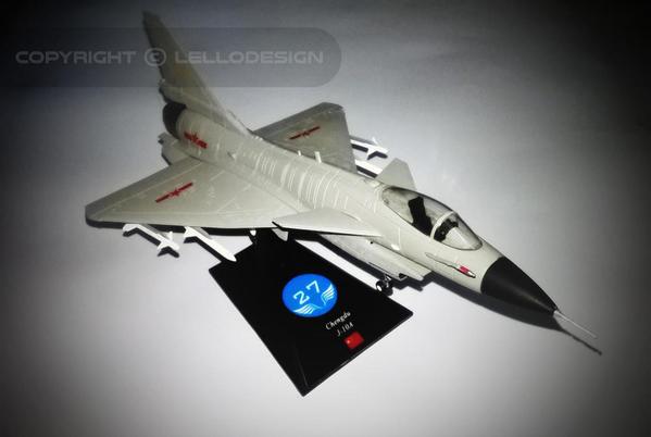 ED.27 - Chengdu J-10A [CH)
