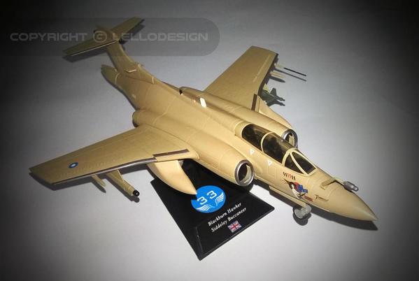 ED.33 - Blackburn Hawker Siddeley Buccaneer [UK)