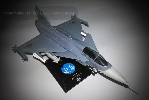 ED.35 - SAAB JAS 39 Gripen [SW)