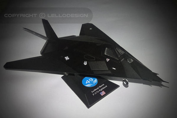 ED.49 - Lockheed Martin F-117A NightHawk [US)
