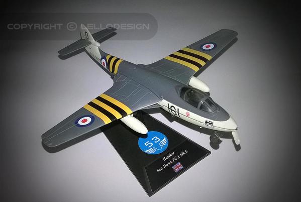 ED.53 - Hawker Sea Hawk F.G.A. Mark 6 [UK)