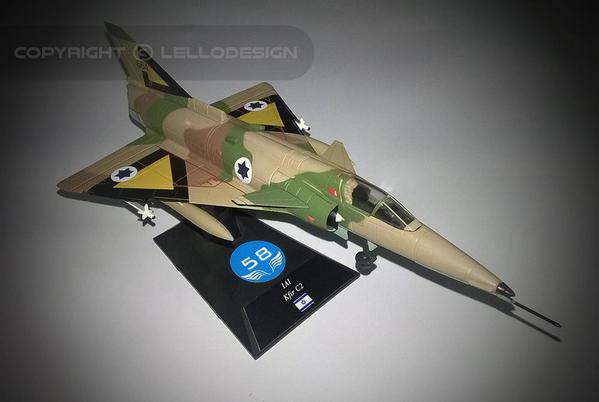 ED.58 - IAI KFIR C2 [IS)
