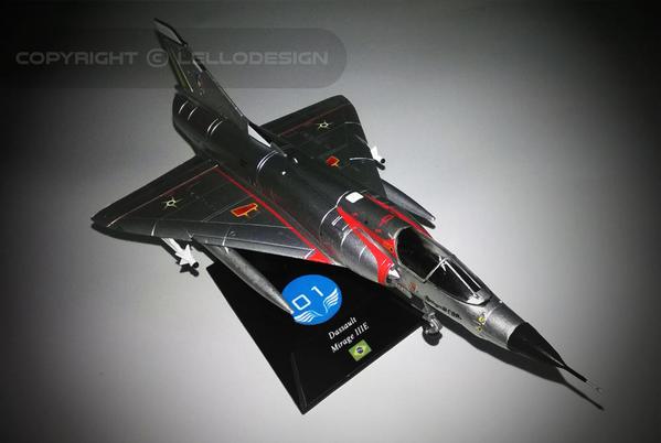 ED.01 - Dassault Mirage IIIE [BR)