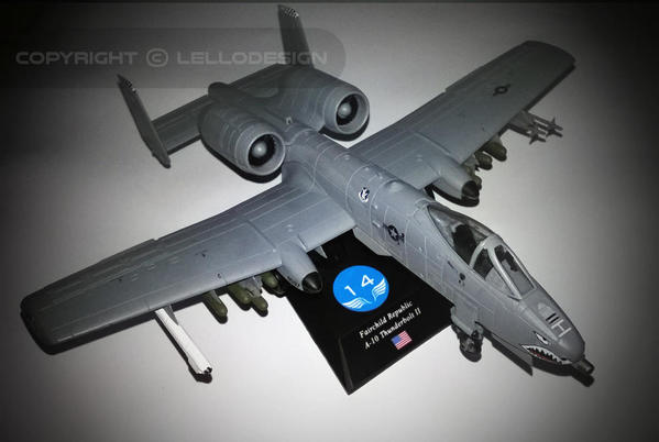 ED.14 - Fairchild Republic A-10 Thunderbolt II [US)