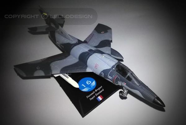 ED.16 - Dassault-Breguet Super Étendard [FR)