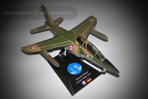 ED.19 - Dassault-Breguet Dornier Alpha Jet E [FR-D)