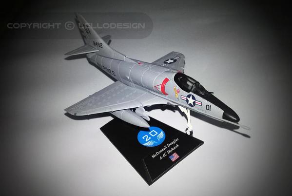 ED.20 - McDonnell Douglas A-4C Skyhawk [US)