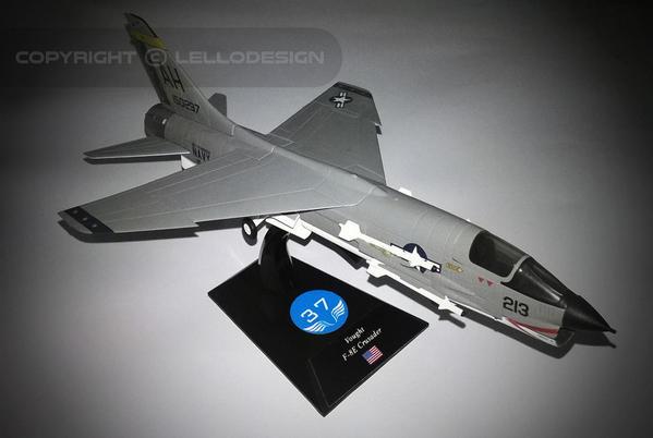 ED.37 - Vought F-8E Crusader [US)