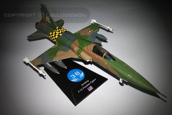 ED.38 - Northrop F-5A Freedom Fighter [US)