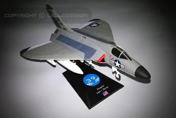ED.39 - Douglas F4D-1 Skyray [US)
