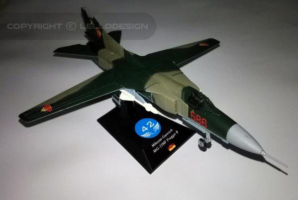 ED.42 - Mikoyan-Gurevich MiG-23MF Frogger B [D)