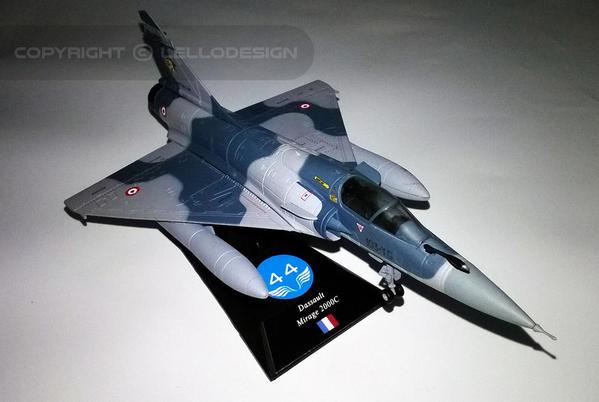 ED.44 - Dassault Mirage 2000C [FR)