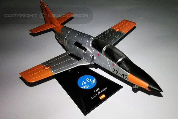 ED.46 - CASA C-101 EB Aviojet [SP)