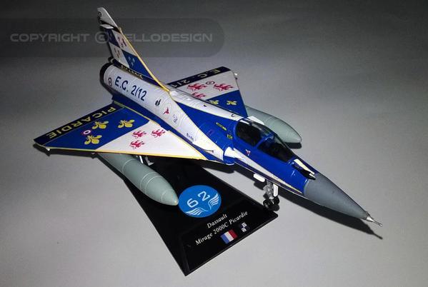 ED.62 - Dassault Mirage 2000C Picardie [FR)