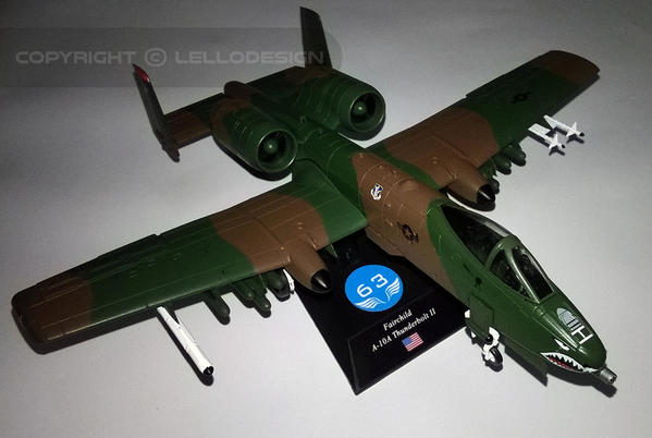 ED.63 - Fairchild A-10A Thunderbolt II [US)
