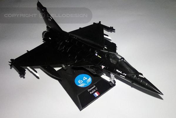 ED.64 - Dassault Rafale C [FR)