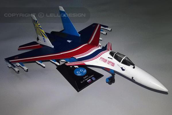 ED.66 - Sukhoi Su-35 Super Flanker [RU)