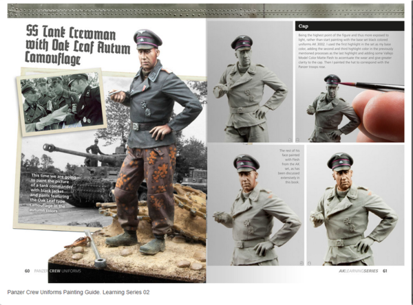 Panzer Crew Uniforms Painting Guide. Learning Series 02 AK Interactive - Mozilla Firefox_5