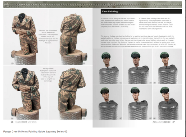 Panzer Crew Uniforms Painting Guide. Learning Series 02 AK Interactive - Mozilla Firefox_4