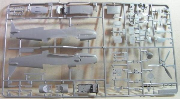 Ki-61_Sprue2