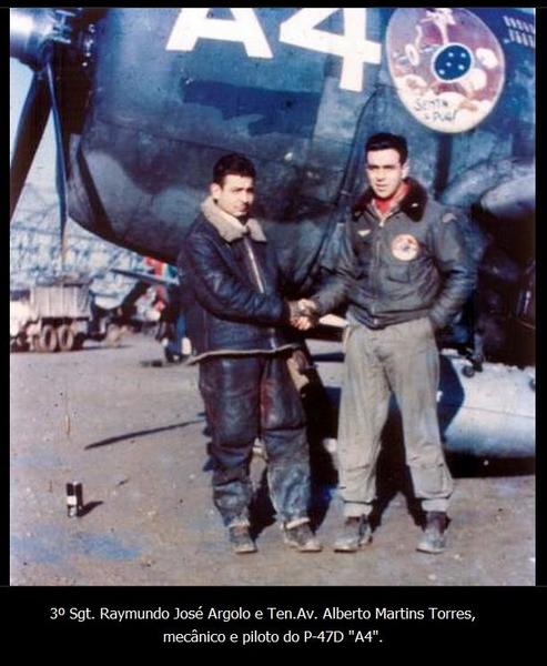 P-47 A4 FAB e mecânico