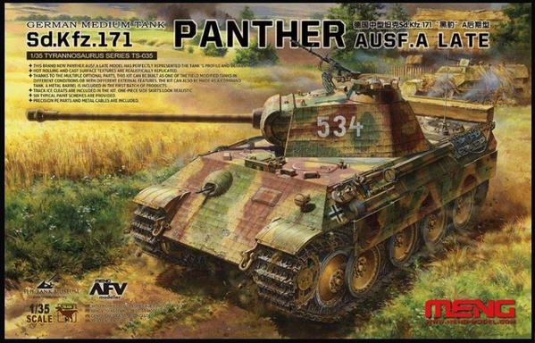 Panther A Meng Box