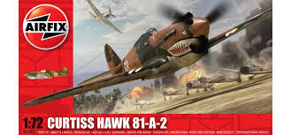 Resultado de imagem para 1/72 Airfix curtiss hawk
