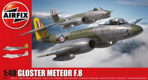 Meteor Airfix