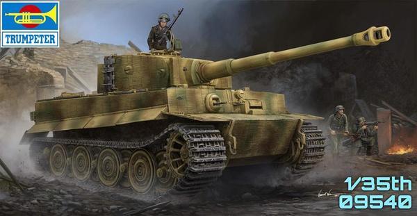 tiger I b