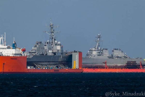 tokyo bay dockwise mv treasure mccain 56 to jp mv transshlef fitzgerald 62 to us ba