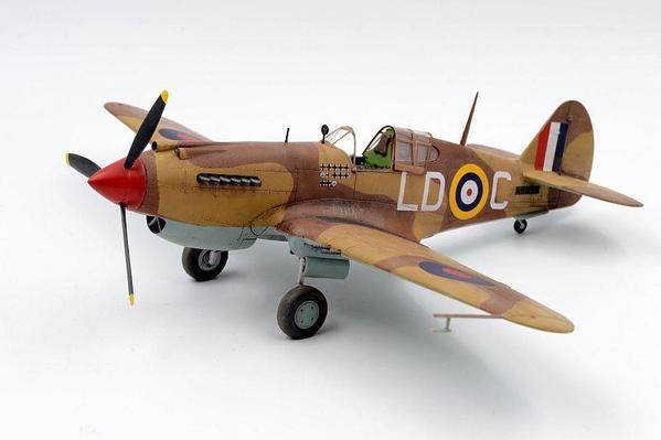 P-40 caldwell