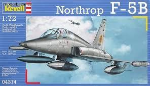 F-5B Revell