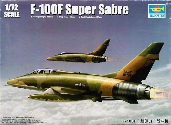 F-100F Super Sabre