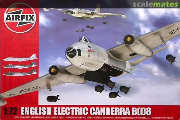 Canberra B8