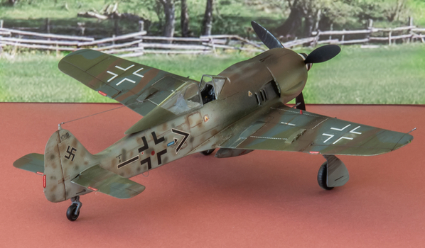 190 Focke Wulf 6