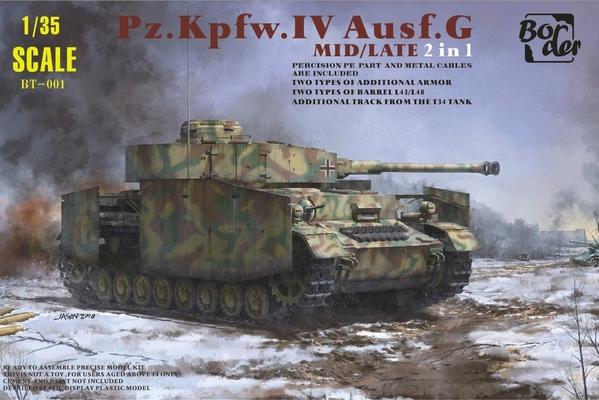 Pz 4G Border Model
